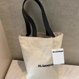 Jil Sander - JIL SANDER トートバッグ エコバッグ