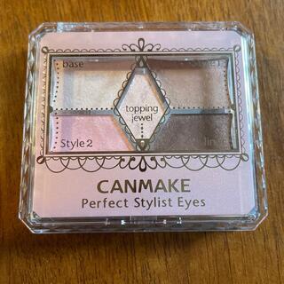 CANMAKE - キャンメイクアイシャドウ
