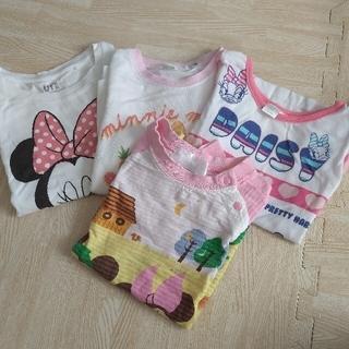 Disney - [お取置中]ディズニー Tシャツ 4枚セット