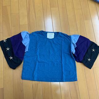 ゴートゥーハリウッド(GO TO HOLLYWOOD)の1回ほど使用 GO TO HOLLYWOOD 袖可愛いTシャツ 140(Tシャツ/カットソー)