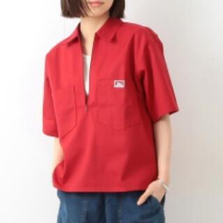 ビームスボーイ(BEAMS BOY)のワークシャツ(シャツ/ブラウス(半袖/袖なし))