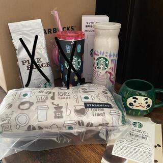 スターバックスコーヒー(Starbucks Coffee)のスタバ 福袋(タンブラー)