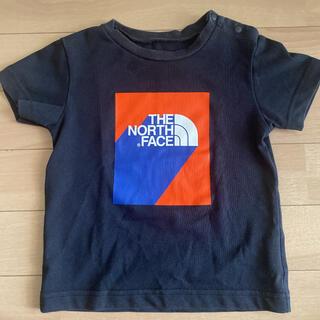 THE NORTH FACE - ノースフェイス キッズ ベビー 半袖 Tシャツ 3D ロゴ