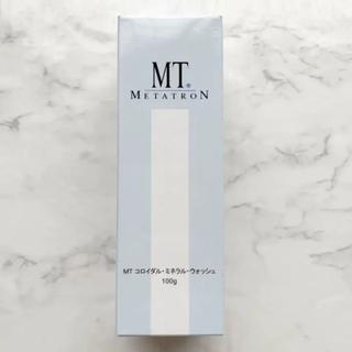 エムティー(mt)のMT メタトロン 洗顔(洗顔料)