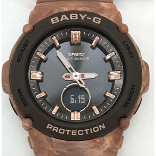 ベビージー(Baby-G)のBaby-G 腕時計(腕時計)