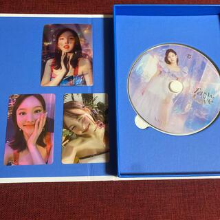 TWICE Taste of love CD ナヨンセットTaste Ver