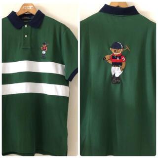 POLO RALPH LAUREN - ポロラルフローレン POLO ポロベアー ポロシャツ 半袖 T ゴルフ新品 刺繍