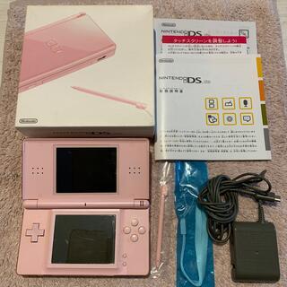 ニンテンドーDS - 任天堂 Nintendo DS ニンテンド-DS LITE ノーブルピンク