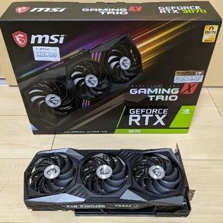中古 GeForce RTX 3070 GAMING X TRIO 8G