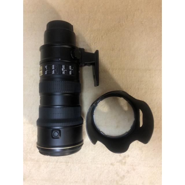 Nikon(ニコン)のNikon AF-S VR ED70-200F2.8G(IF)  スマホ/家電/カメラのカメラ(レンズ(ズーム))の商品写真