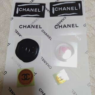 CHANEL - ①シャネルシールいろいろ8点