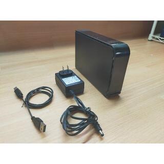 Buffalo - 動作確認済バッファロー 外付けハードディスク 2TB HD-LB2.0TU2/N