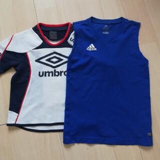 UMBRO - ナイロンTシャツ 二枚セット