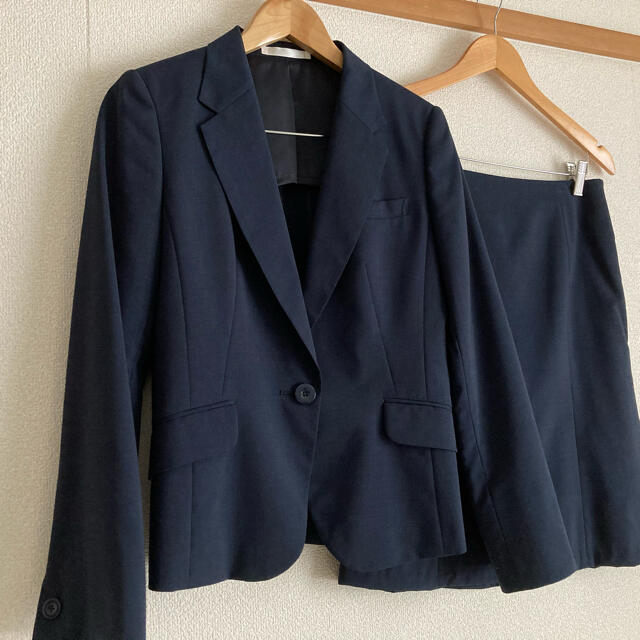 AOKI(アオキ)のアオキ 春夏用 スーツセット レディースのフォーマル/ドレス(スーツ)の商品写真