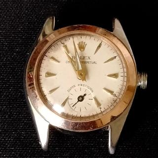 ロレックス(ROLEX)のロレックス レディース バブルバック(腕時計)