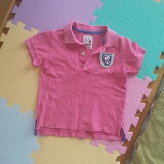 ファミリア(familiar)のファミリア スヌーピーポロシャツ 半袖 (Tシャツ/カットソー)