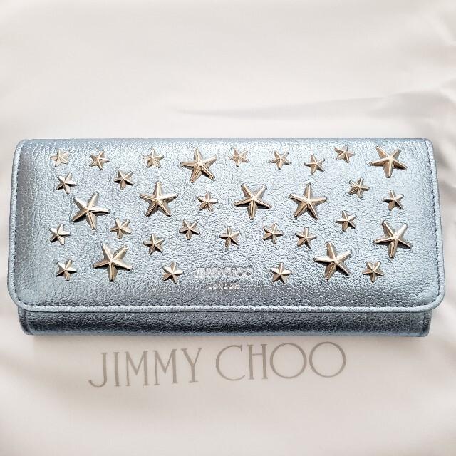 JIMMY CHOO(ジミーチュウ)のJIMMY CHOO 長財布 レディースのファッション小物(財布)の商品写真