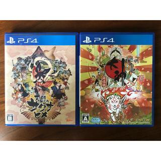 PlayStation4 - サクナヒメ 大神 ps4