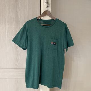 patagonia - patagonia パタゴニア 海でもOKなTシャツ 緑