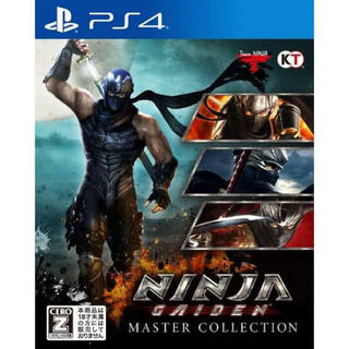 PlayStation4 - NINJA GAIDEN MASTER COLLECTION ニンジャガイデン