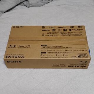 ソニー(SONY)のBDZ-ZW1700 ブルーレイレコーダー(ブルーレイレコーダー)