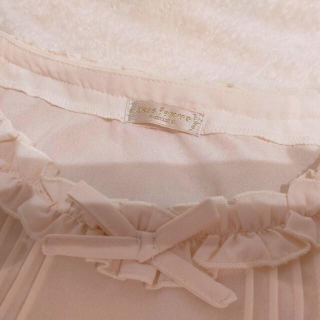 axes femme(アクシーズファム)の長袖ブラウスaxes femme(アクシーズファム) レディースのトップス(シャツ/ブラウス(長袖/七分))の商品写真