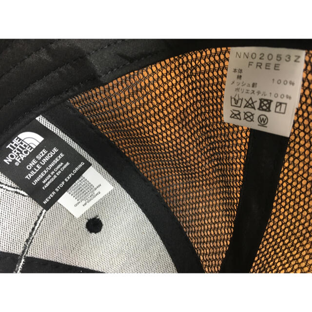 THE NORTH FACE(ザノースフェイス)の週末限定値下げ!ノースフェイス  ボックスロゴ キャップ メンズの帽子(キャップ)の商品写真