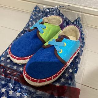 パーティーパーティー(PARTYPARTY)の新品 キッズオシャレ靴 14.5(スニーカー)