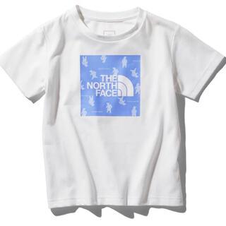 THE NORTH FACE - ノースフェイス Tシャツ くま