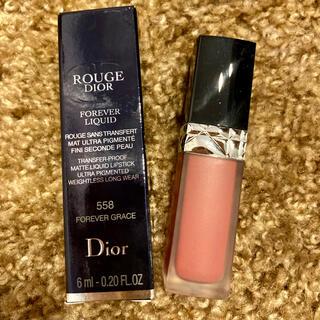 Christian Dior - Dior ルージュ ディオール フォーエヴァー リキッド 558