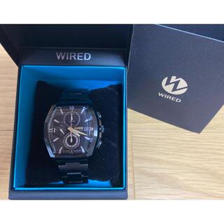 ワイアード(WIRED)のSEIKO WIRED  メンズ 腕時計 電池交換済み(腕時計(アナログ))