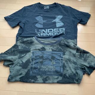UNDER ARMOUR - アンダーアーマー Tシャツ   MD  2枚組