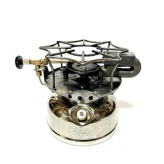 コールマン(Coleman)の希少 コールマン 500 スピードマスター 47B ビンテージ ストーブ ブラス(ストーブ/コンロ)