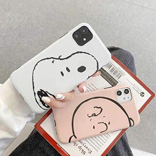 スヌーピー(SNOOPY)のチャーリーブラウン スマホケース iPhone12pro(iPhoneケース)