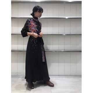 mame - 2021 styling/ ブーケ ロングドレス ロングワンピース