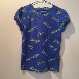 アーヴェヴェ(a.v.v)のキッズ女の子トップスー120センチ(Tシャツ/カットソー)
