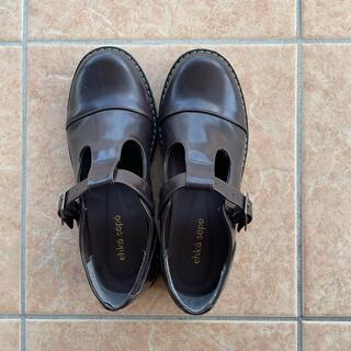 エヘカソポ(ehka sopo)のエヘカソポ ローファー(ローファー/革靴)