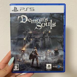 プレイステーション(PlayStation)のDemon's Souls(家庭用ゲームソフト)