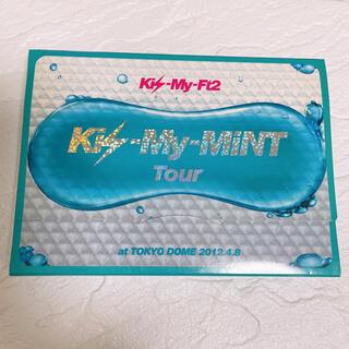キスマイフットツー(Kis-My-Ft2)のKis-My-MiNT 初回生産限定盤 DVD(アイドル)