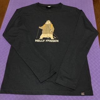 ヘリーハンセン(HELLY HANSEN)のヘリーハンセン ロングTシャツ ネイビー(Tシャツ(長袖/七分))