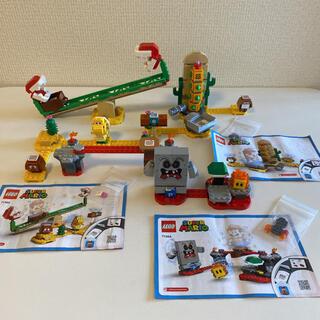 レゴ(Lego)のLEGOマリオ ・サンボのさばく・バッタン・パックンフラワーのバランスチャレンジ(積み木/ブロック)