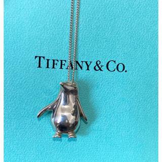 Tiffany & Co. - ティファニー ペンギン ネックレス