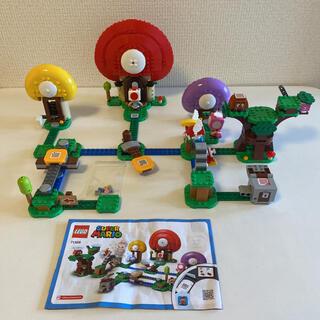 レゴ(Lego)のLEGOマリオ キノピオと宝さがし 71368(積み木/ブロック)