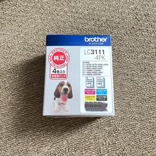 ブラザー(brother)のbrother LC3111-4PK(オフィス用品一般)