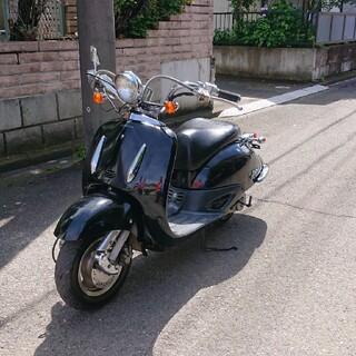 ホンダ(ホンダ)のホンダ ジョーカー50 ブラック(車体)