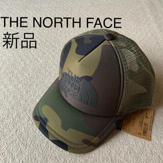 THE NORTH FACE - THE NORTH FACE メッシュキャップ