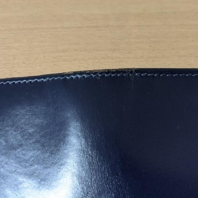 WHITEHOUSE COX(ホワイトハウスコックス)の【美品】ホワイトハウスコックス 長財布 S9697L LONG WALLET  メンズのファッション小物(長財布)の商品写真
