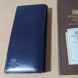 ホワイトハウスコックス(WHITEHOUSE COX)の【美品】ホワイトハウスコックス 長財布 S9697L LONG WALLET(長財布)