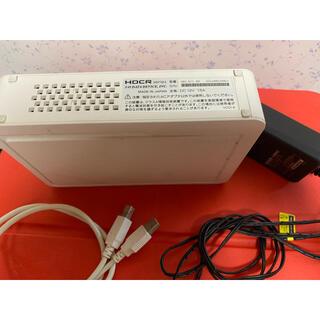 アイオーデータ(IODATA)のI-O DATA 外付けハードディスク 1TB HDC-EU1.0(PC周辺機器)