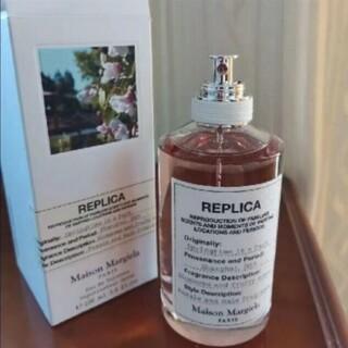 マルタンマルジェラ(Maison Martin Margiela)の未使用メゾンマルジェラ レプリカ プロムナードインザガーデン 100ml 香水(ユニセックス)